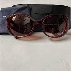 Barton Perreira Cherie sunglasses in Pin/Smt (red)